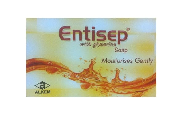 Entisep Soap