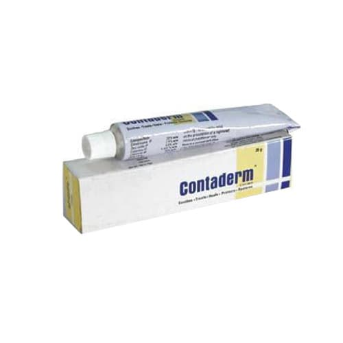 Contaderm Cream