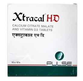 Xtracal HD Tablet