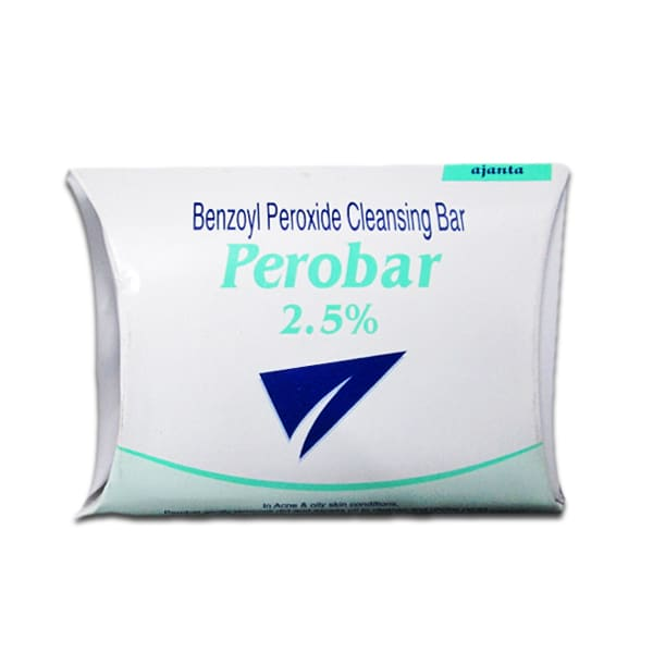 Perobar 2.5 % Soap