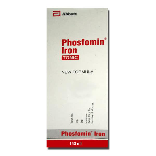 Phosfomin Iron Tonic