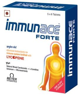 Immunace  Forte Tablet