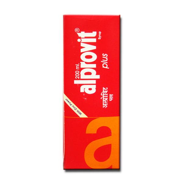 Alprovit Plus Syrup