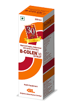 B Colen NS Syrup