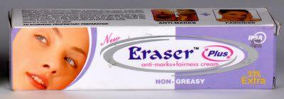 Eraser Plus Cream