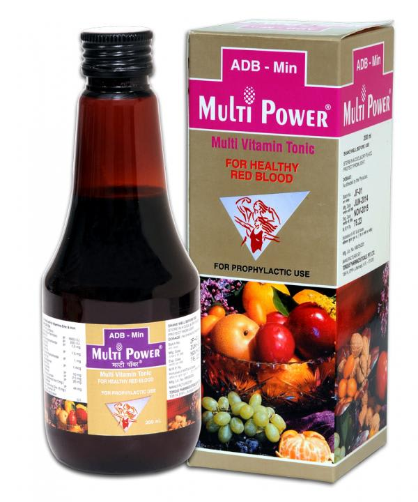 Multipower Syrup