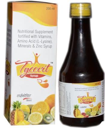 Tycovit Syrup