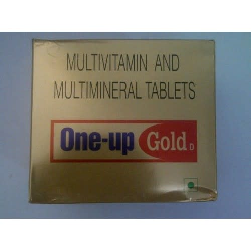 One-UP Gold D Tablet