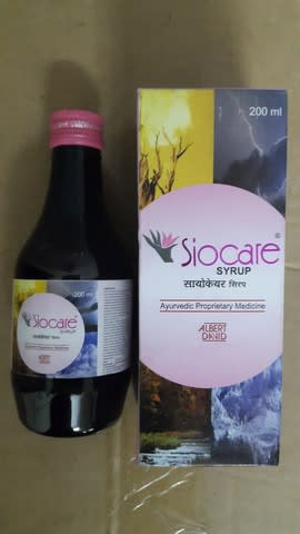 Siocare Syrup