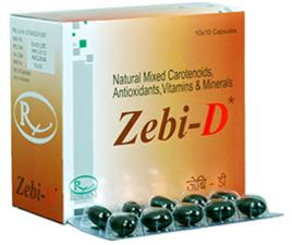 Zebi-D Capsule