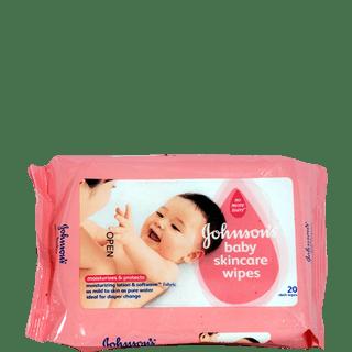 Johnsons Baby Skincare  Wipes