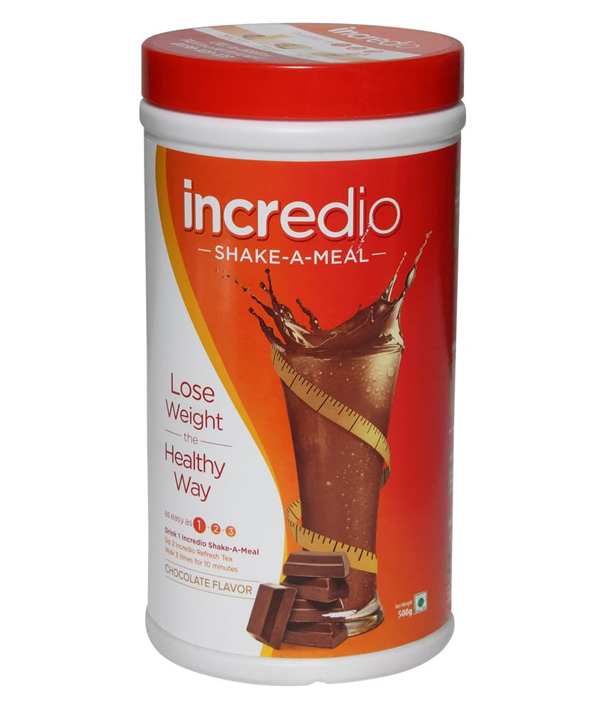 Incredio Shake-A- Meal Chocolate