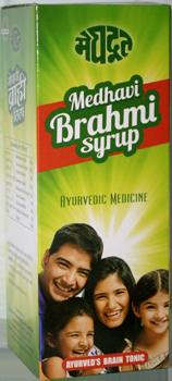 Medhavi Brahmi  Syrup