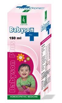 Adven Babyson Plus Tonic