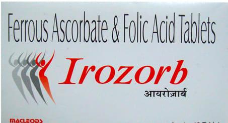 Irozorb Tablet