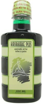 Kairali Kairkare Plus Ayurvedic Oil for Aches & Pains