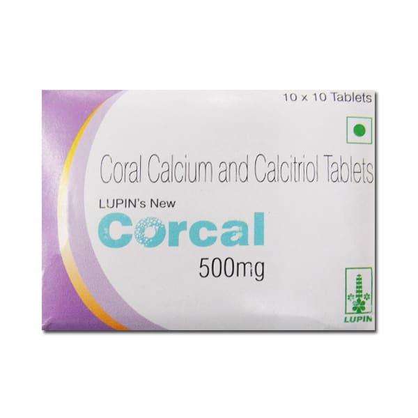 Corcal 500mg Tablet