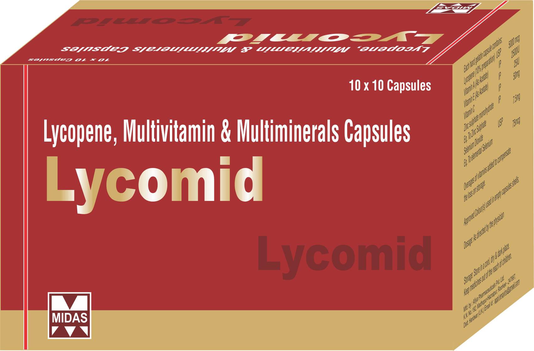 Lycomid Capsule