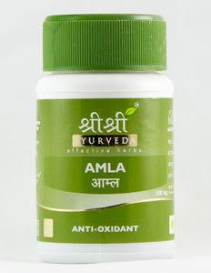 Sri Sri Tattva Amla Tablet