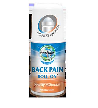 Amrutanjan Back Pain Roll-ON