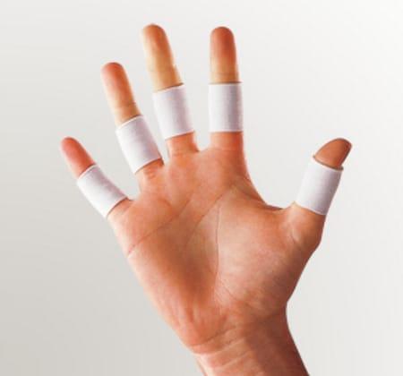 LP #645 Finger Support
