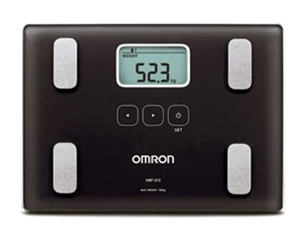 Omron Hbf-212   Body Composition Monitor