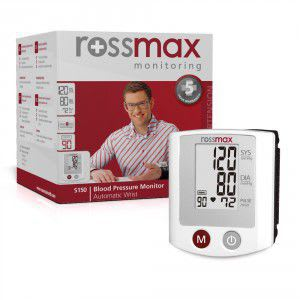 Rossmax S150 Wrist BP Monitor