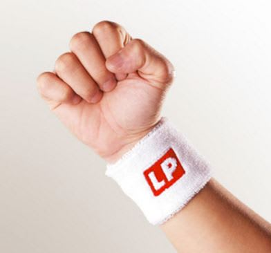 LP #662 Wrist Sweat Band (Pair)
