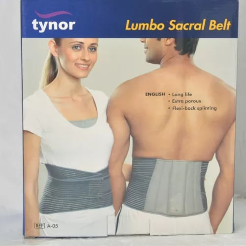 Tynor A-05 Lumbo Sacral Belt L