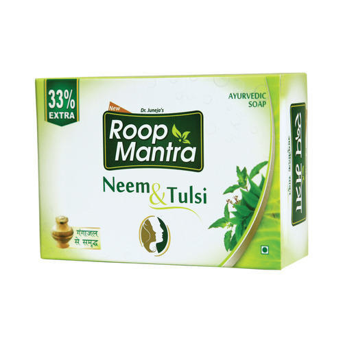 Roop Mantra Neem & Tulsi Soap
