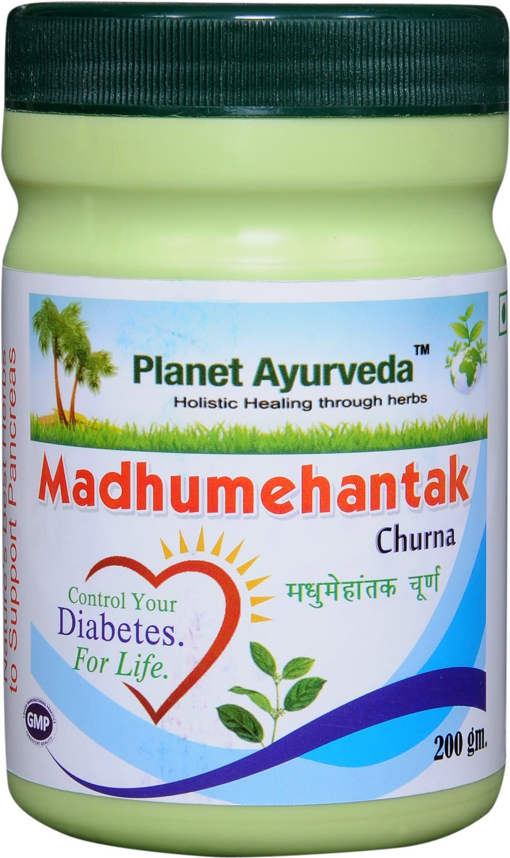 Planet Ayurveda  Madhumehantak  Churna