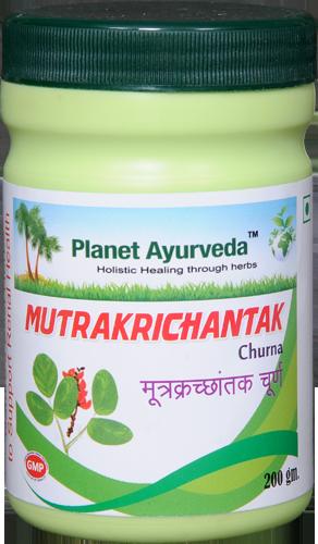 Planet Ayurveda Mutrakrichantak Churna