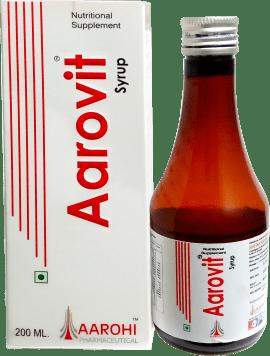 Aarovit Syrup