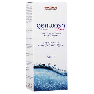 Genwash  Vaginal Wash
