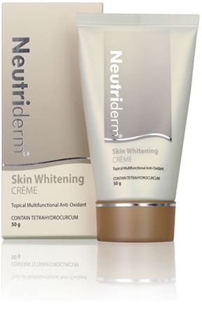 Neutriderm Skin Whitening Cream