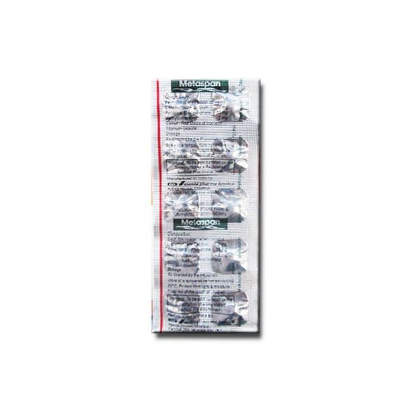 Metaspan Tablet