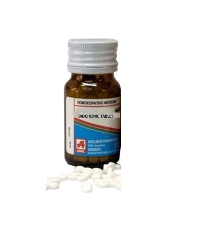 ADEL Silicea Biochemic Tablet 6X