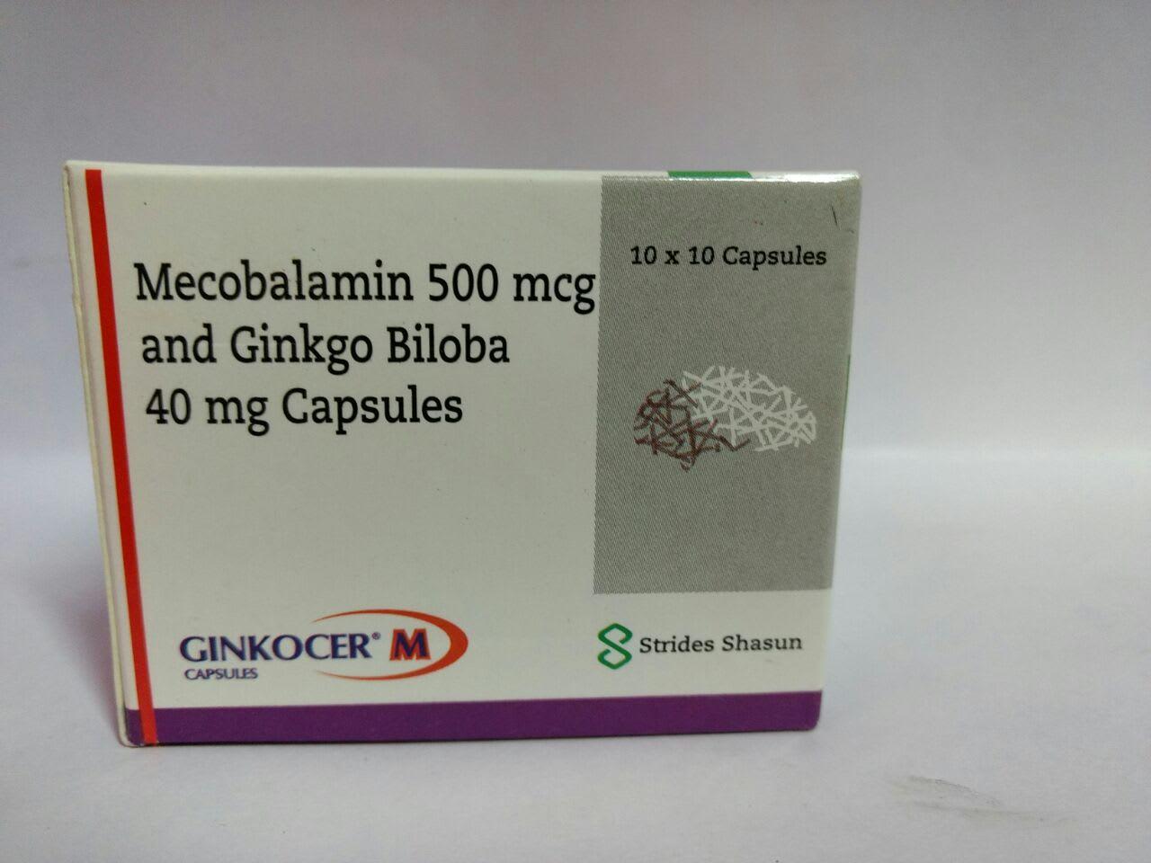 Ginkocer-M  Capsule