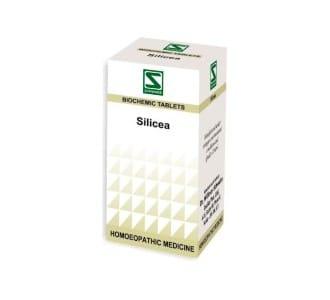 Dr Willmar Schwabe Silicea Biochemic Tablet 3X