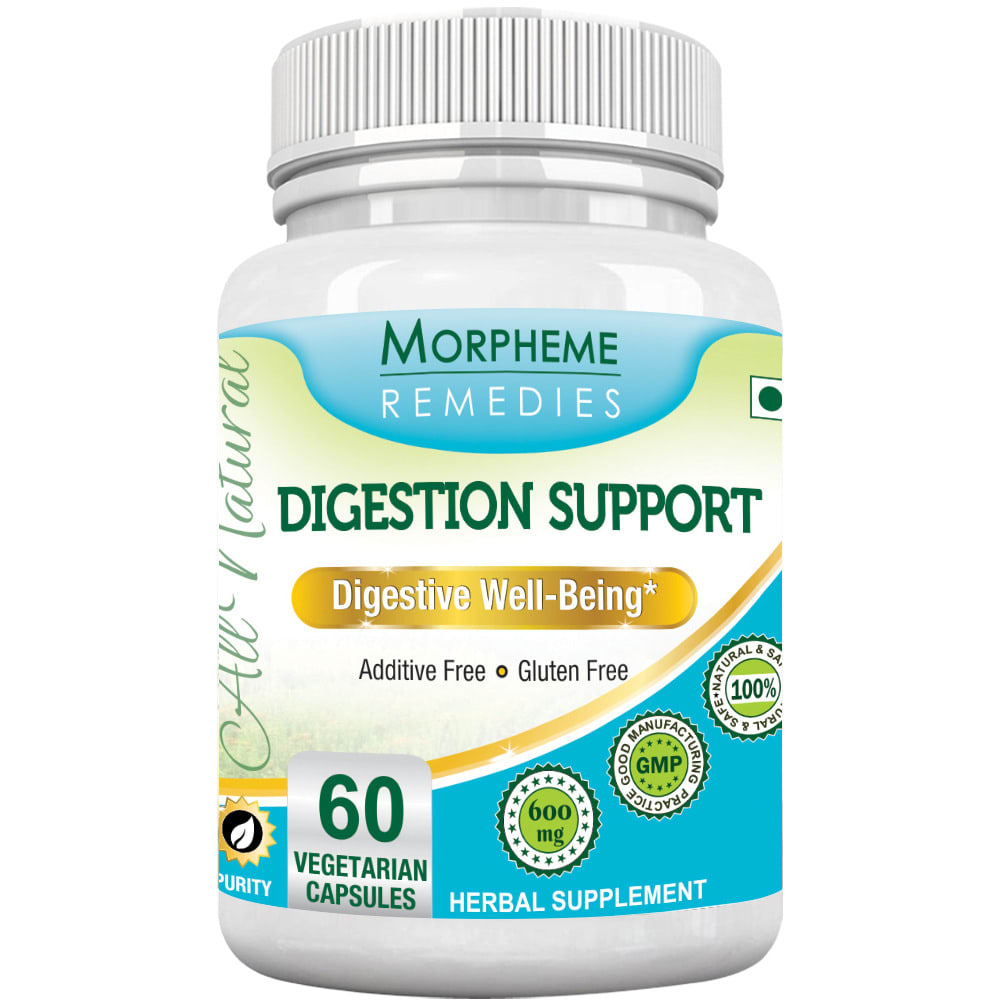 Morpheme  Digestion Support Capsule