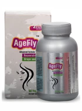 Zenith Nutrition Agefly Capsule