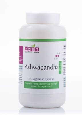 Zenith Nutrition  Ashwagandha   225mg Capsule