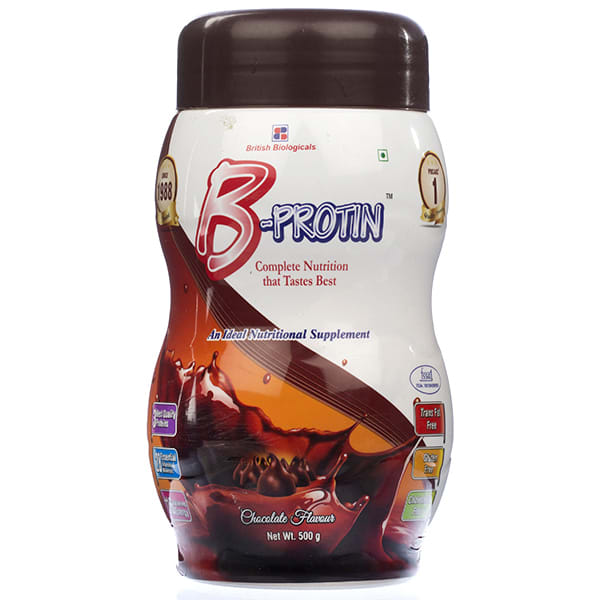 B-Protin Powder Chocolate