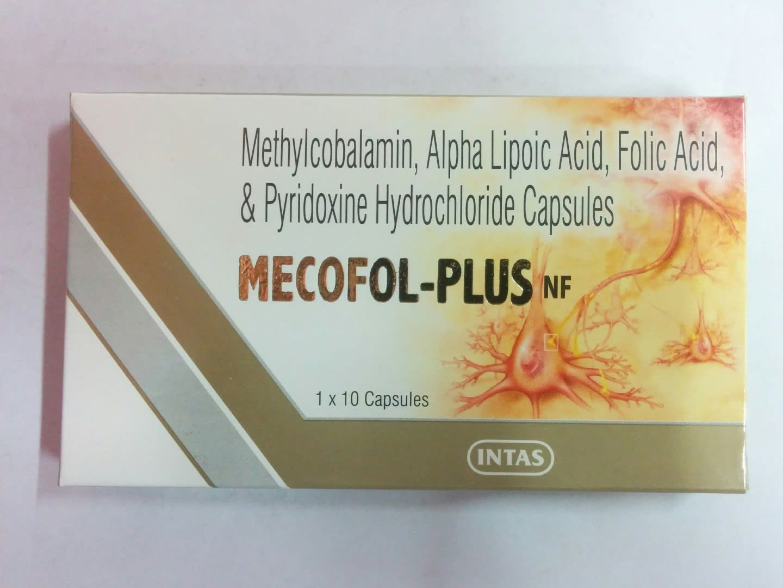 Mecofol-Plus NF Capsule