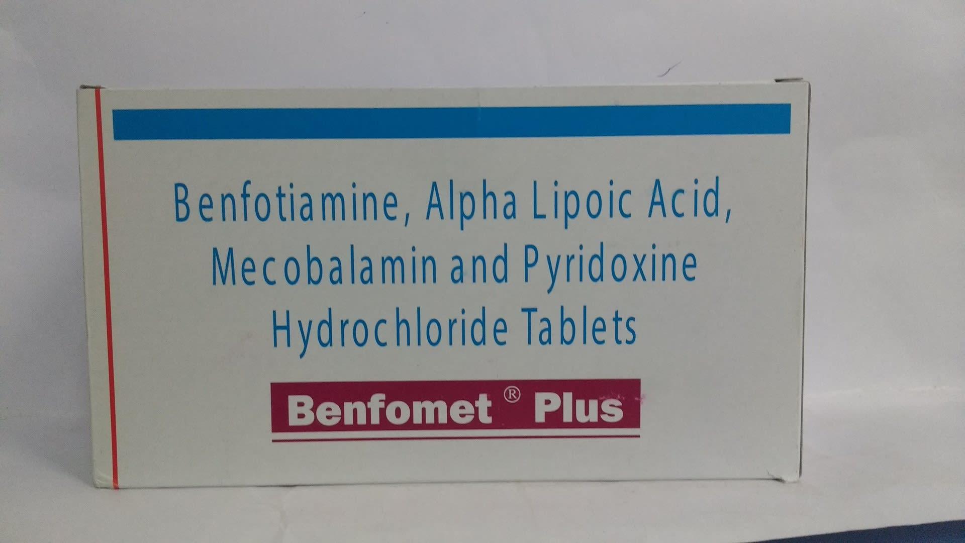 Benfomet Plus Tablet