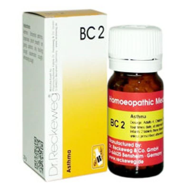 Dr. Reckeweg BC 2 Tablet