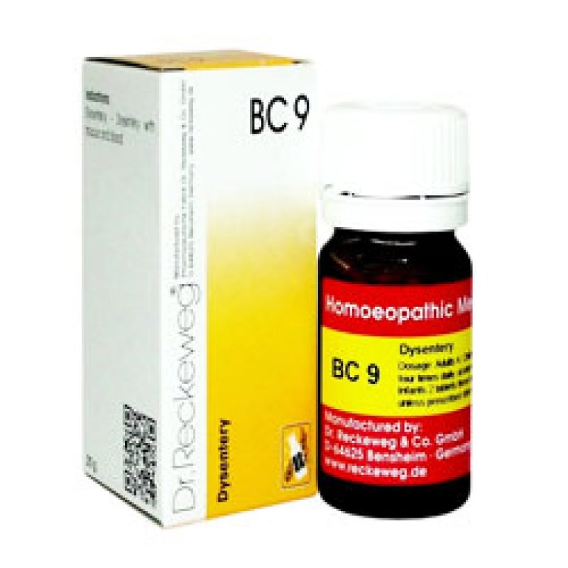 Dr. Reckeweg BC 9 Tablet