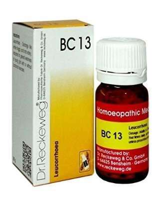 Dr. Reckeweg BC 13 Tablet