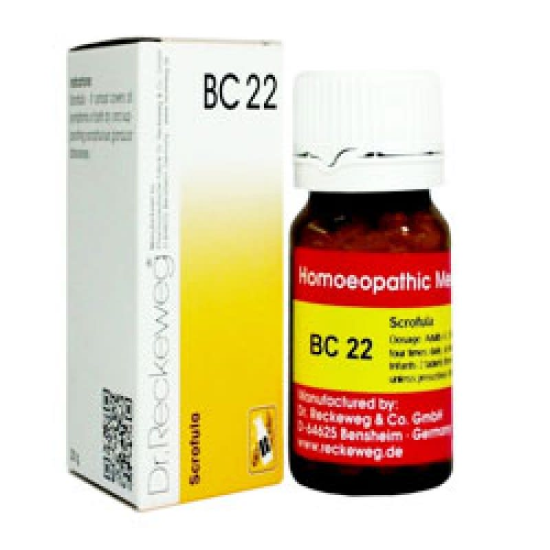Dr. Reckeweg BC 22 Tablet