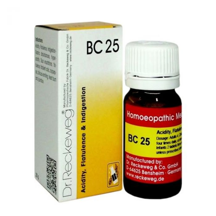 Dr. Reckeweg BC 25 Tablet